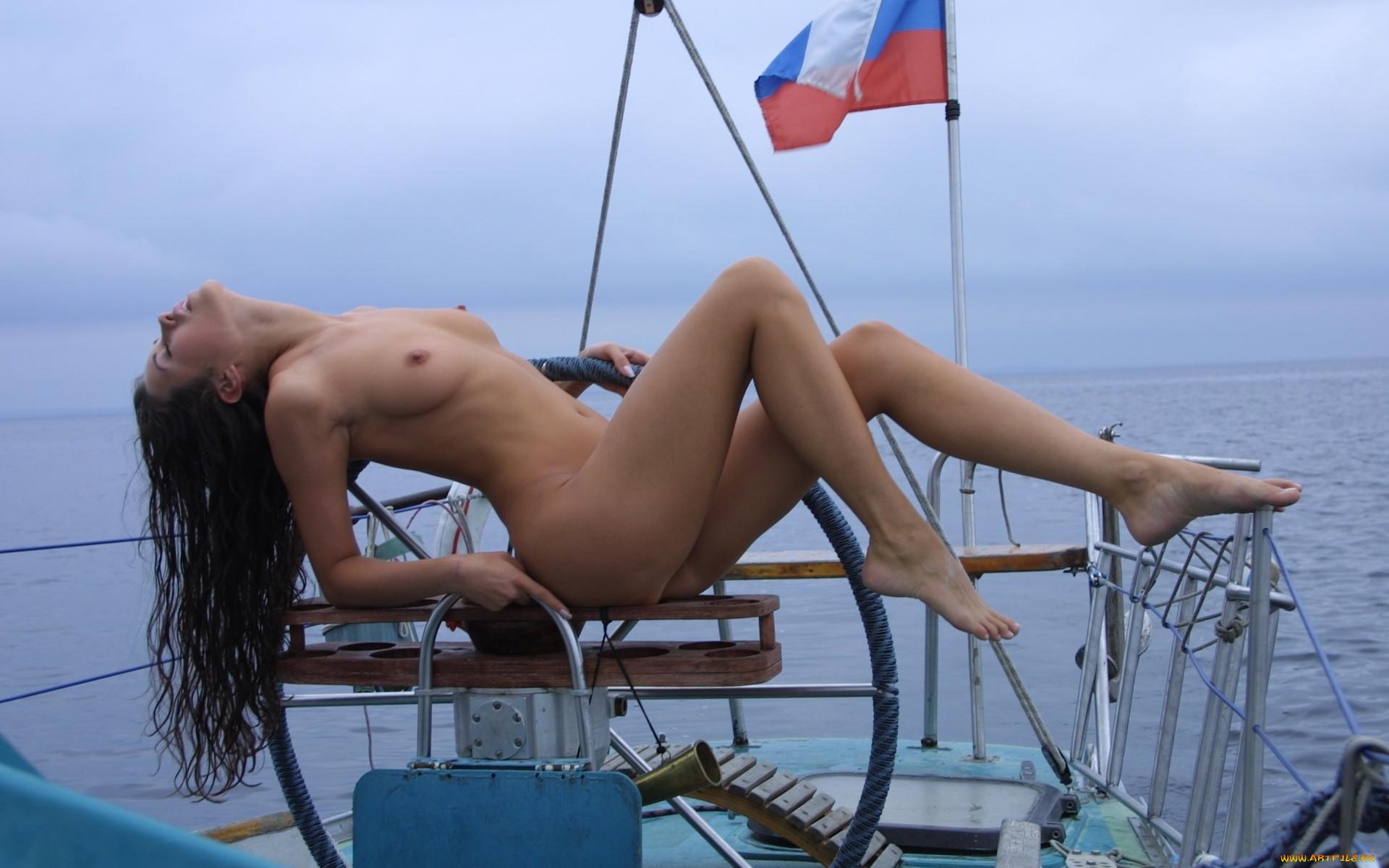 Эротика яхты